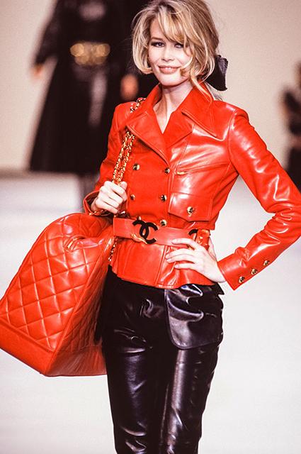 Chanel прет-а-порте сезона осень/зима-1992/1993