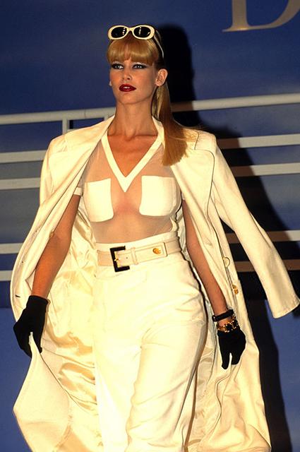 Dior пре-а-порте сезона весна/лето-1996