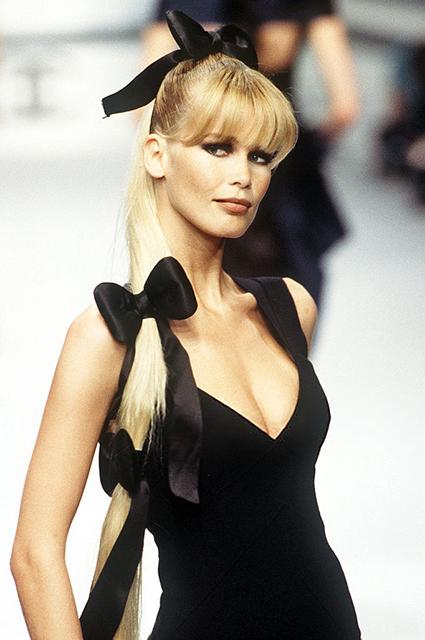 Chanel Haute Couture сезона осень/зима-1995/1996