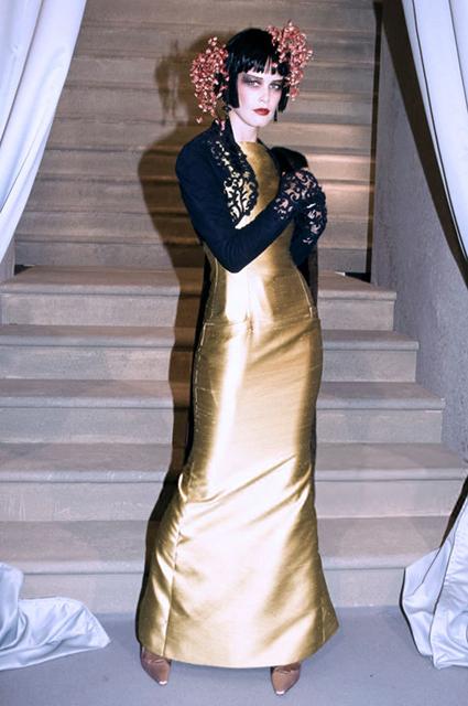 Dior Haute Couture сезона весна/лето-1997