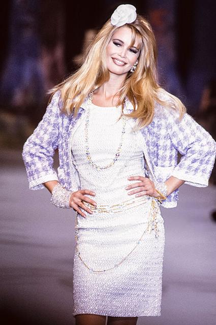Chanel прет-а-порте сезона весна/лето-1991/1992