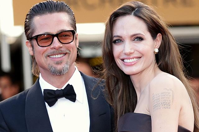 Договорились: Анджелина Джоли и Брэд Питт уладили разногласия в вопросе о временной опеке над детьми