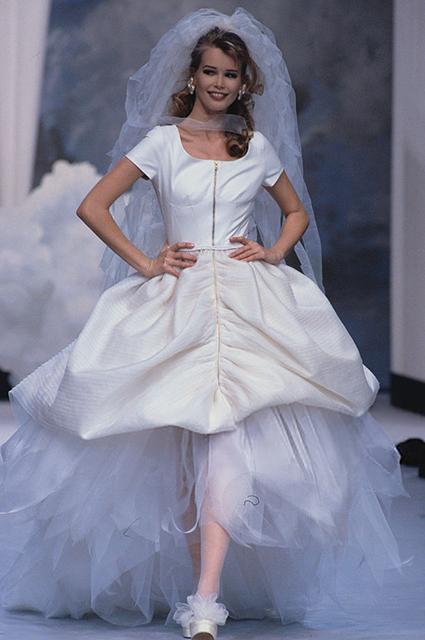 Chanel Haute Couture сезона весна/лето-1992