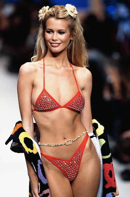 Chanel прет-а-порте сезона весна/лето-1995