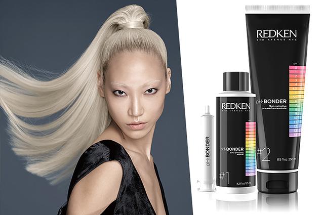 Средства для защиты волос ph-Bonder, Redken