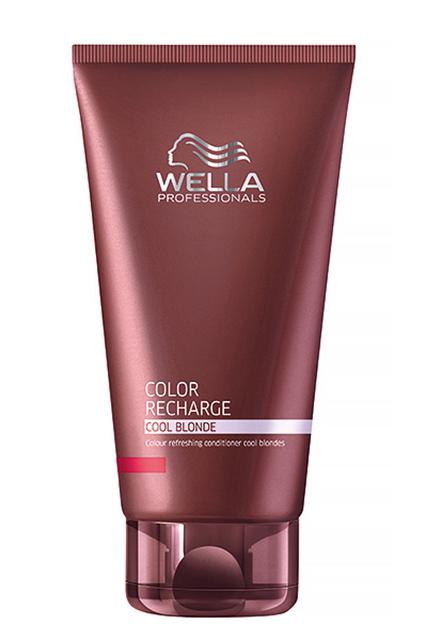 Бальзам холодных светлых оттенков Color Recharge Cool Blonde, Wella Professionals