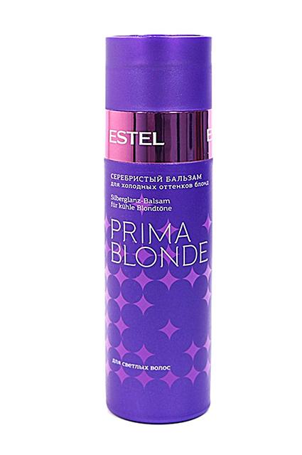 Серебристый бальзам для холодных оттенков блонд, Estel Prima Blonde