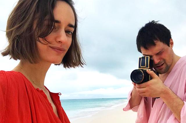 Данила Козловский и Ольга Зуева отдыхают на природе: новые фото пары