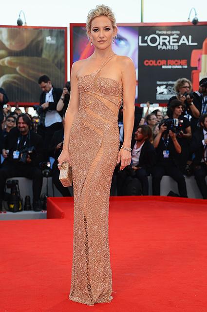 Кейт Хадсон в Versace, 2012 год