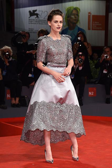 Кристен Стюарт в Chanel, 2015 год