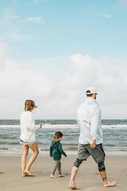Джессика Бил и Джастин Тимберлейк с сыном