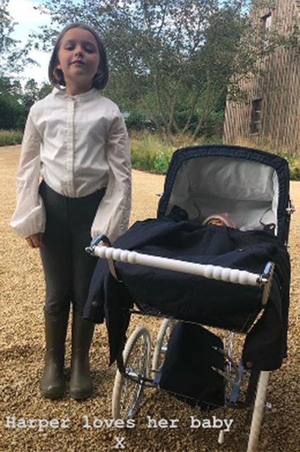 Дочь Виктории и Дэвида Бекхэм сделала новую стрижку как у мамы: фото