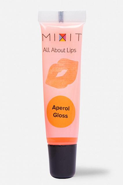 Блеск для губ с ароматом апероля, жвачка для укладки волос и другие бьюти-новинки от 149 до 1 000 рублей
