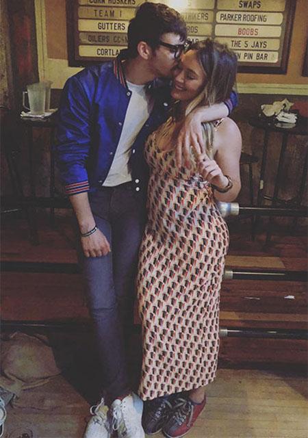 Хилари Дафф стала мамой во второй раз