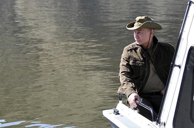 Как простой турист: Владимир Путин провел выходные в Туве