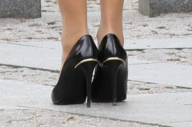 Туфли Брижит Макрон