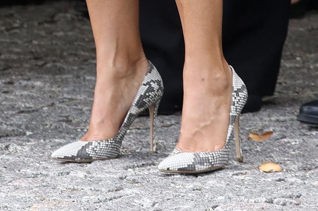 Туфли кронцпринцессы Мэри