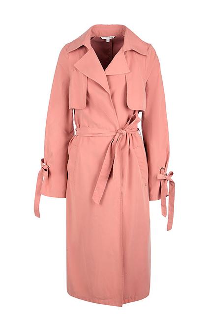 Хмуриться не надо: 45 пальто, тренчей и дождевиков для красивой и яркой осени