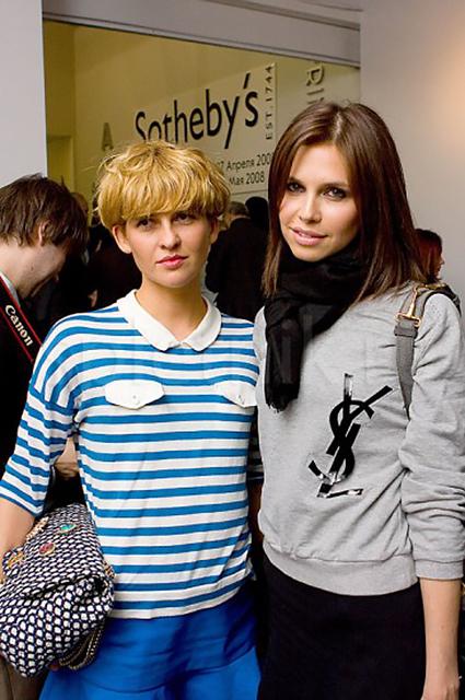Полина Киценко и Даша Жукова