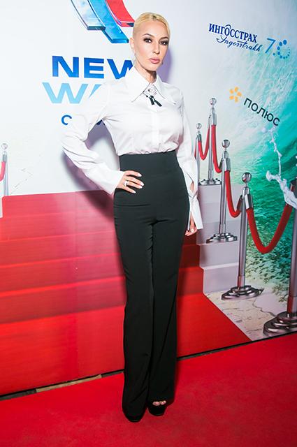 Лера Кудрявцева, 2017 год