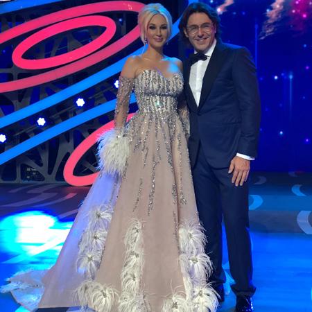 Лера Кудрявцева и Андрей Малахов