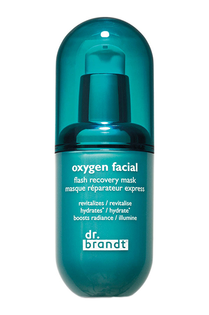 Восстанавливающая кислородная маска для лица House Calls Oxygen Facial Flash Recovery Mask, dr. Brandt