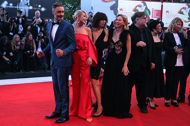 Жюри Венецианского кинофестиваля-2018