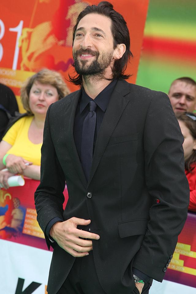 Эдриан Броуди, 2009 год