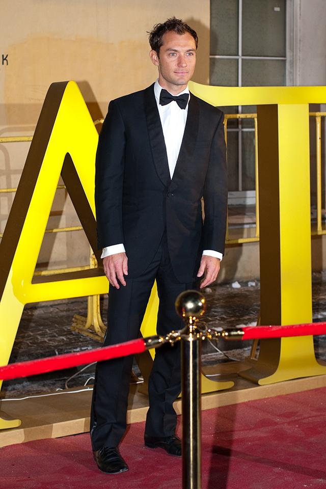 Джуд Лоу, 2010 год