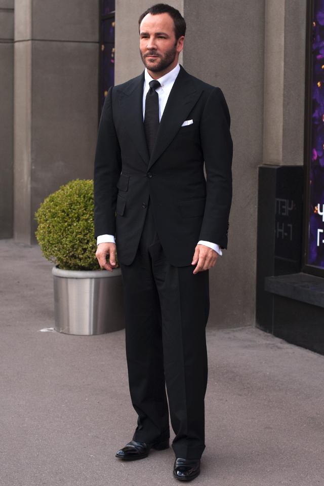 Том Форд. Открытие бутика Tom Ford, 2011 год