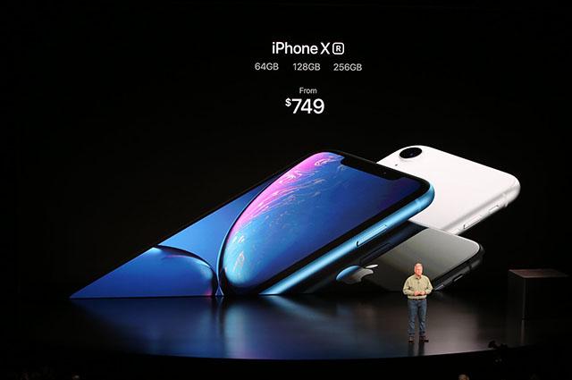 Презентация компании Apple: iPhone XS, iPhone XS Max, iPhone Xr и другие новинки «яблочной» компании