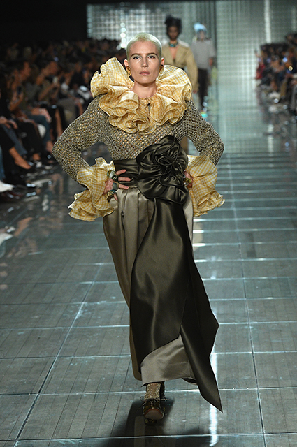 Неделя моды в Нью-Йорке: Эмили Ратажковски, София Коппола и другие на показе Marc Jacobs