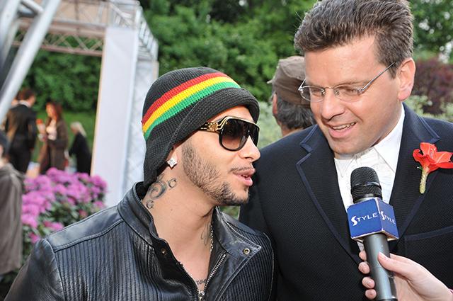 Тимати и Константин Андрикопулос, 2008 год