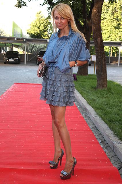 Яна Рудковская, 2010 год