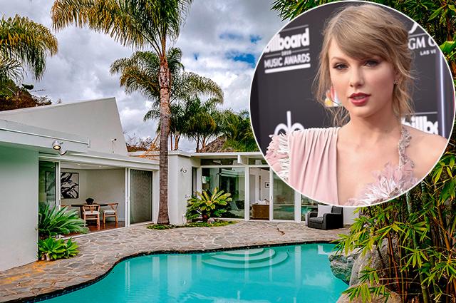 Тейлор Свифт продает свой особняк в Беверли-Хиллз: как жила певица