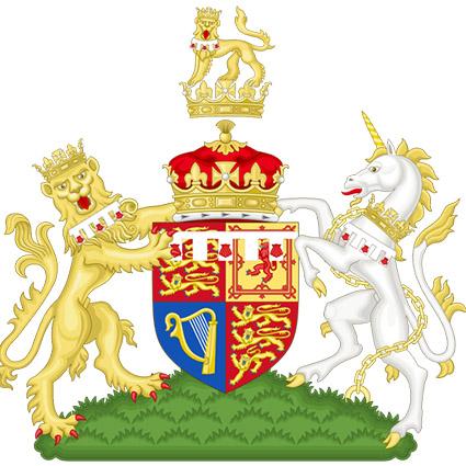 Герб принца Гарри