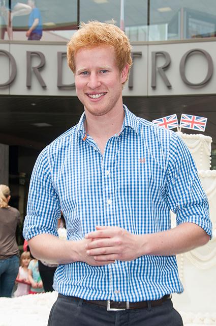 Рыжий, честный, влюбленный: вспоминаем интересные факты о принце Гарри