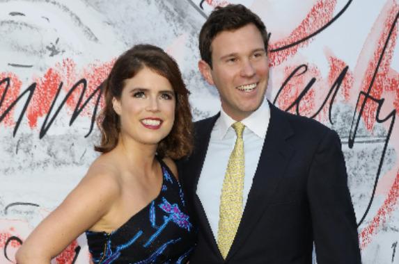 Стали известны новые подробности свадьбы принцессы Евгении и управляющего ночным клубом Джека Бруксбэнка