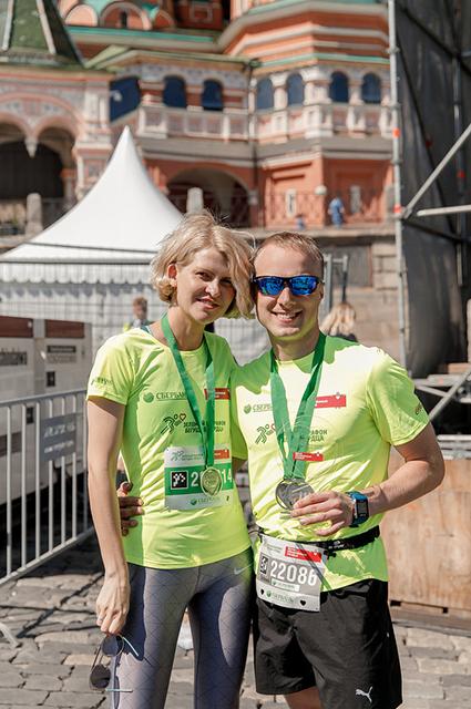 Полина Киценко и Евгений Клюквин
