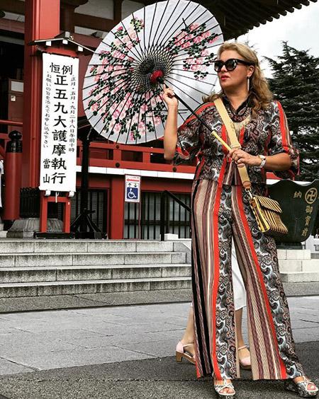 Анна Нетребко в Японии