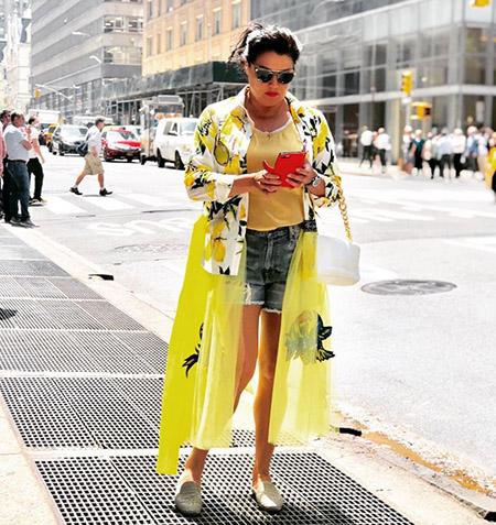 Анна Нетребко в Нью-Йорке