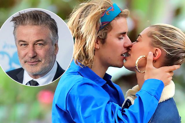 Алек Болдуин подтвердил новость о свадьбе своей племянницы Хейли и Джастина Бибера