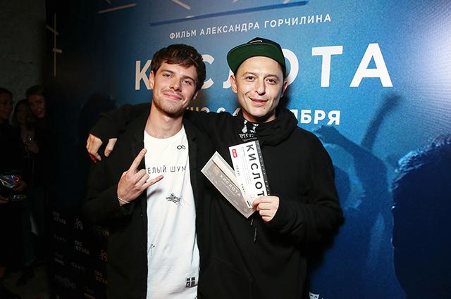 Филипп Авдеев и Роман Билык