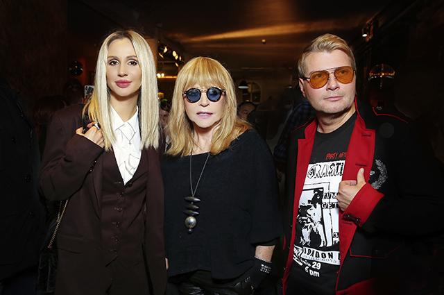 Светлана Лобода, Алла Пугачева, Николай Басков