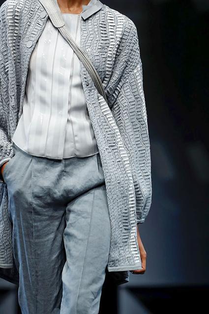 Неделя моды в Милане: Кейт Бланшетт и Алессандра Амбросио на показе Giorgio Armani и показ Marni
