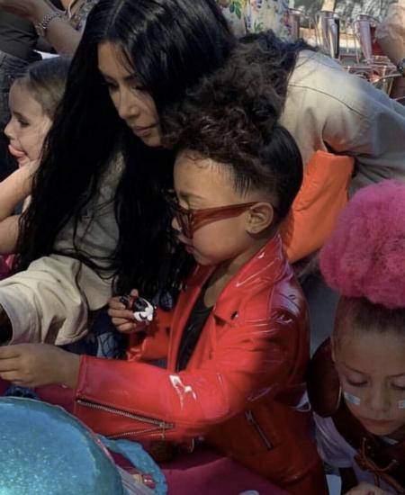 Дочь Ким Кардашьян и Канье Уэста дебютировала на подиуме: 5-летняя Норт на показе L.O.L. Surprise