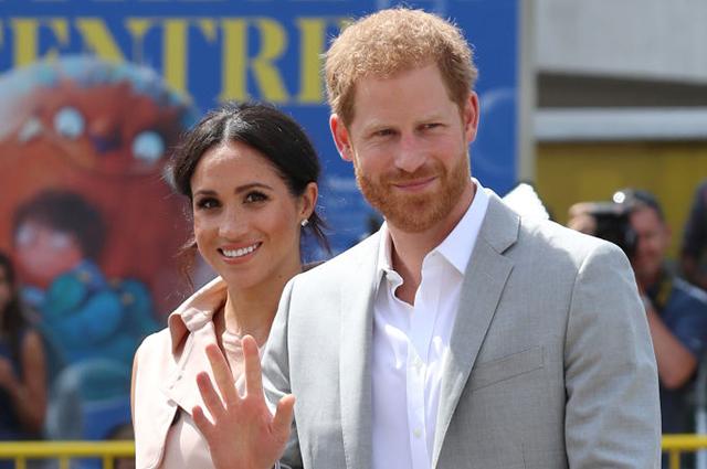 Инсайдер рассказал о секретной поездке принца Гарри и Меган Маркл в Амстердам: