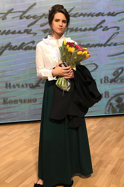 Лиза Хорошилова