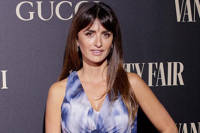 Пенелопа Крус в элегантном платье на вечеринке Vanity Fair