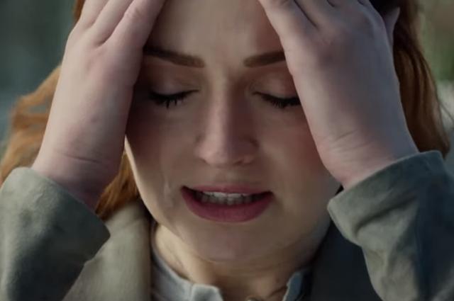 """Софи Тернер в трейлере фильма """"Люди Икс: Темный Феникс"""""""